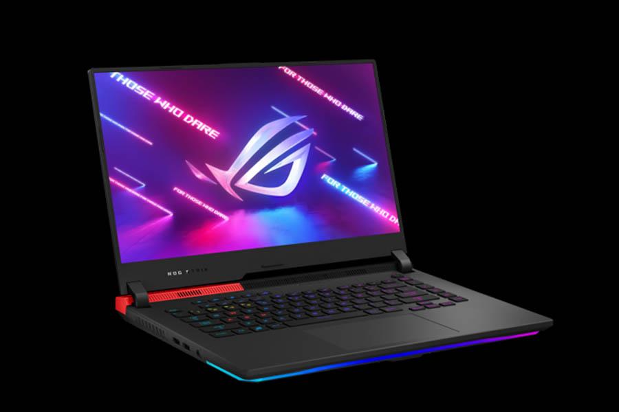 Asus ROG Strix G15 G513QE Design and Display