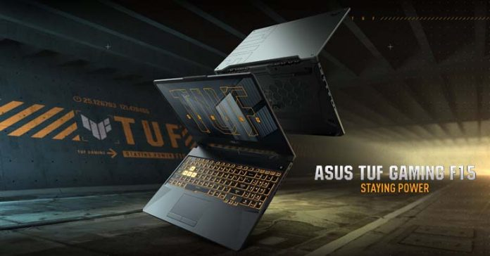Asus TUF Gaming F15 2021 Price in Nepal Specifications Features Launch Where to buy