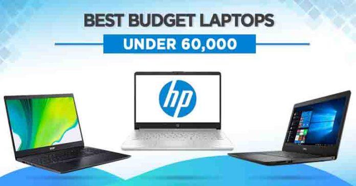 Best laptops under 60000 Nepal budget notebook online class students