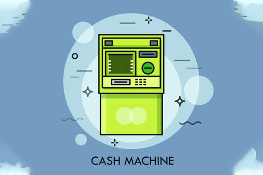 Cash Machine Nabil