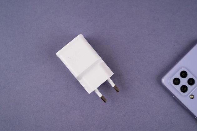 Galaxy A22 - Charger