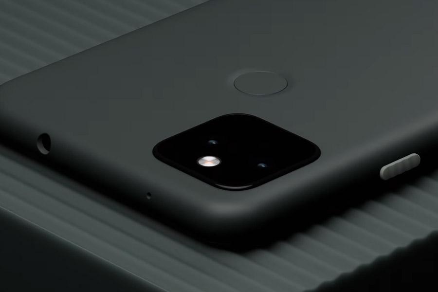 Google Pixel 5a 5G Camera setup