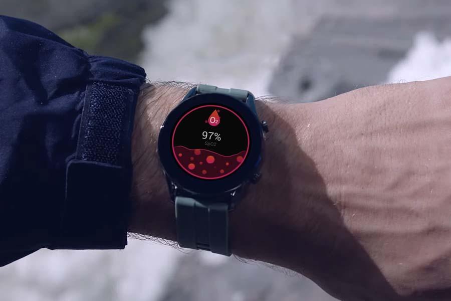 Imilab Smart Watch W12 Blood Oxygen Monitoring