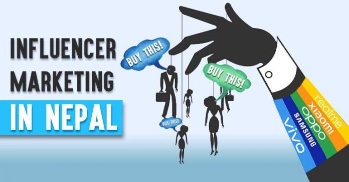 Influencer Smartphone Marketing in Nepal