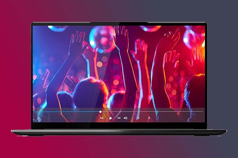 Lenovo Ideapad Slim 9i Display & Design