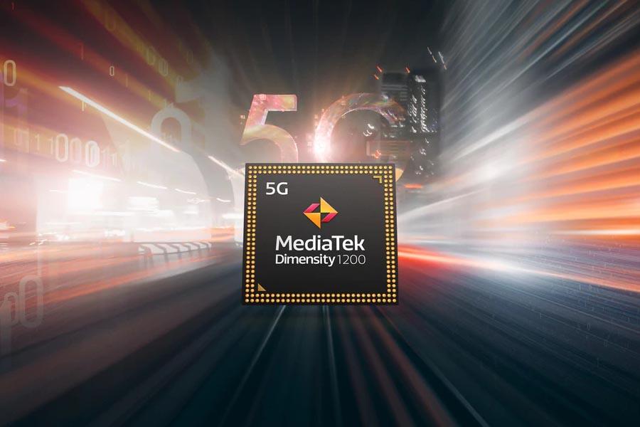 MediaTek Dimensity 1200 5G chipset