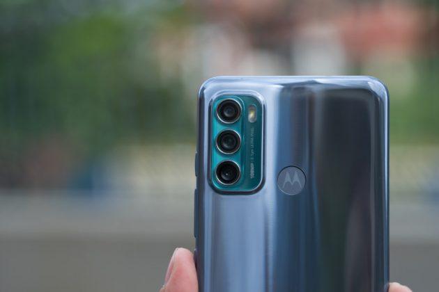 Motorola Moto G60 - Back Cameras