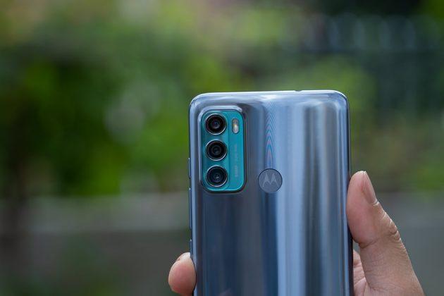 Motorola Moto G40 Fusion Back Cameras