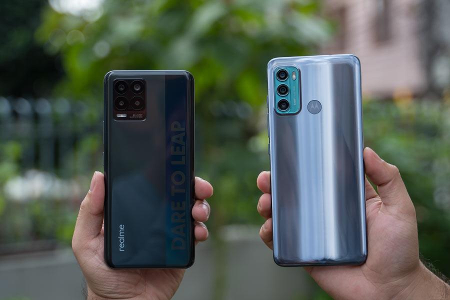 G40 Fusion-Realme 8-Design