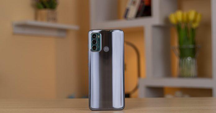 Motorola Moto G40 Fusion Review