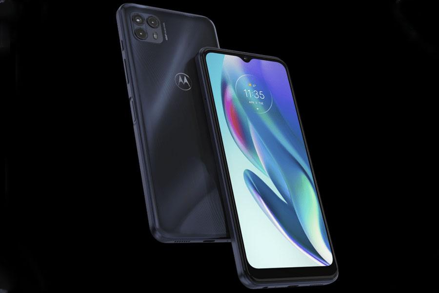 Motorola Moto G50 5G Design and Display