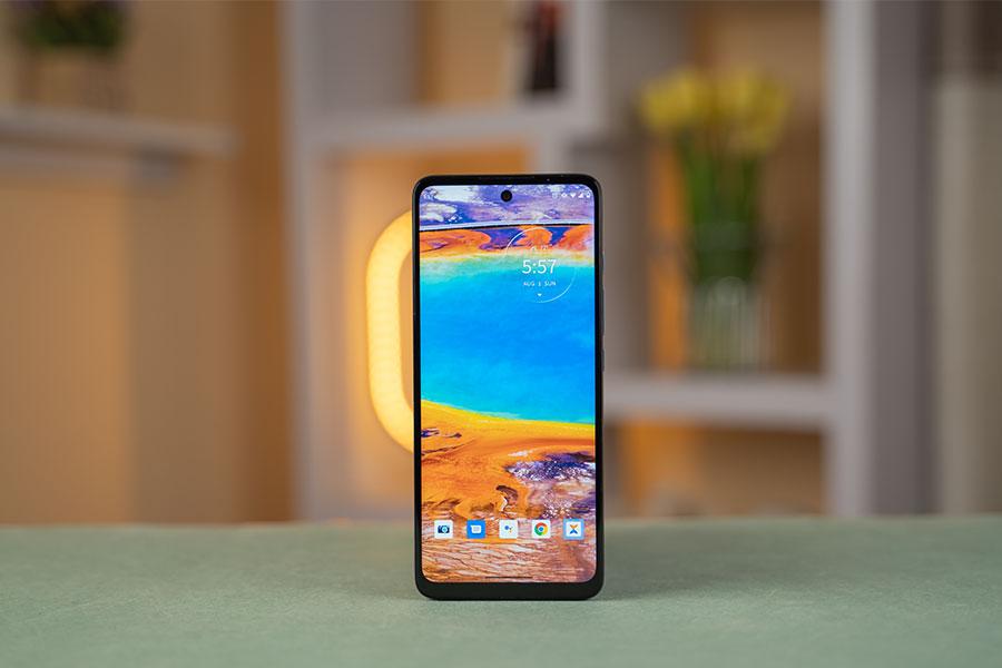 Motorola Moto G60 - Display