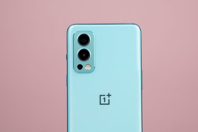 OnePlus Nord 2 - Back Cameras