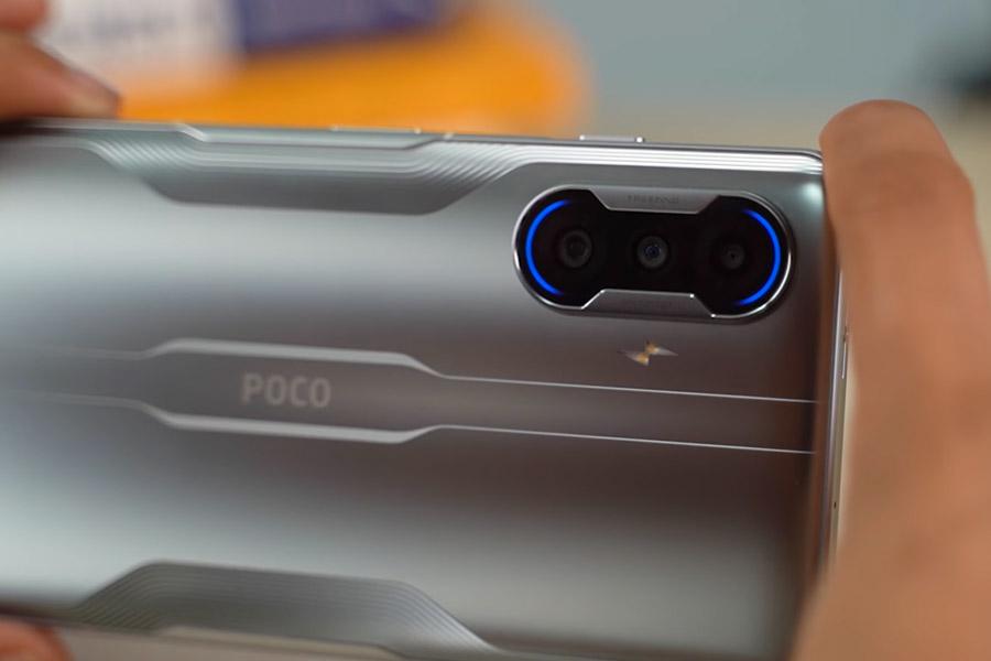 POCO F3 GT - Tactical RGB Glow