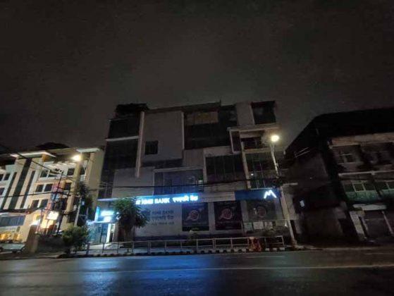 POCO F3 GT - Ultrawide Nighttime 2