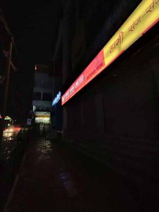 POCO F3 GT - Ultrawide Nighttime 4