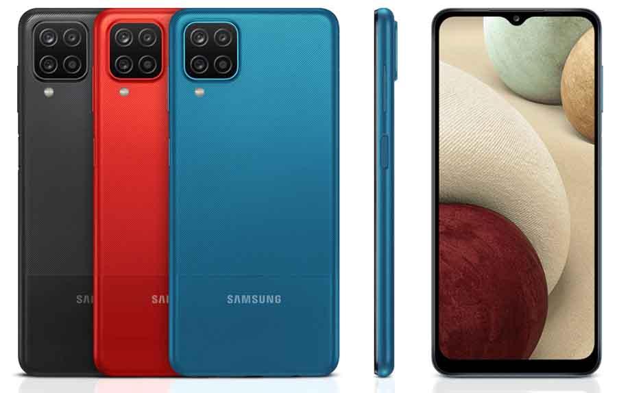 Samsung Galaxy A12 Exynos Edition Display and Design
