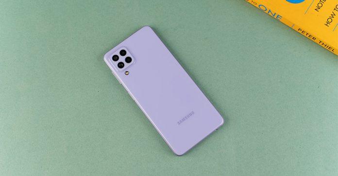Samsung Galaxy A22 Review 4G