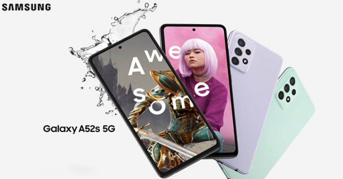 Samsung Galaxy A52s 5G Price in Nepal Features Specs Launch Date Full Specifications