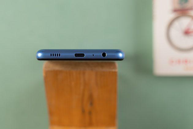 Samsung Galaxy F22 - Ports