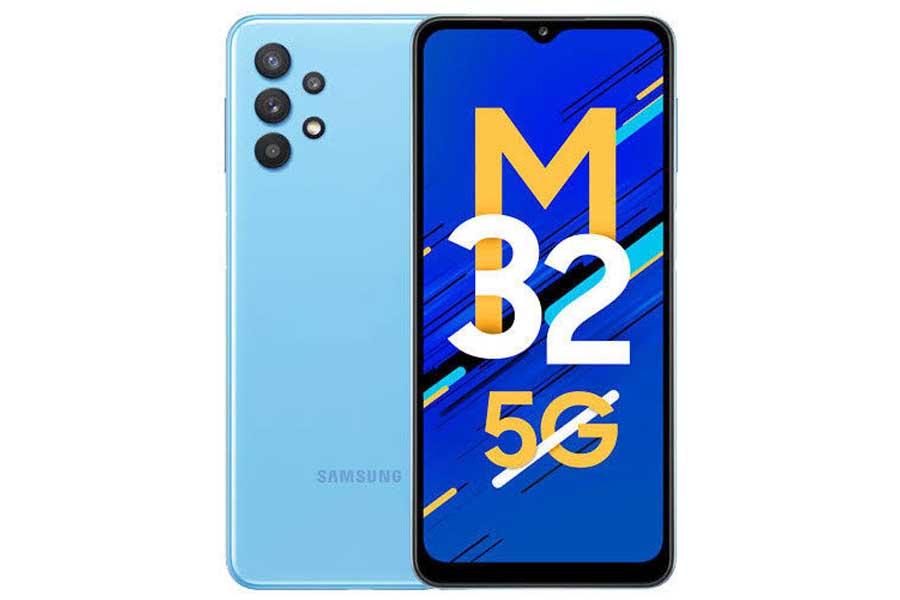 Samsung Galaxy M32 5G Design and Display