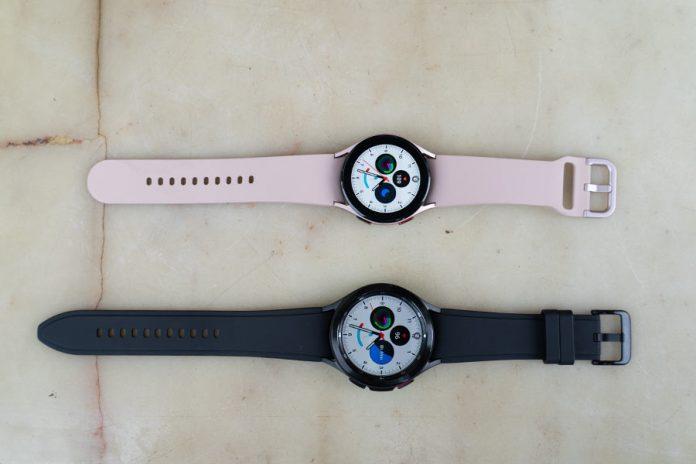 Samsung Galaxy Watch 4 Classic - Design