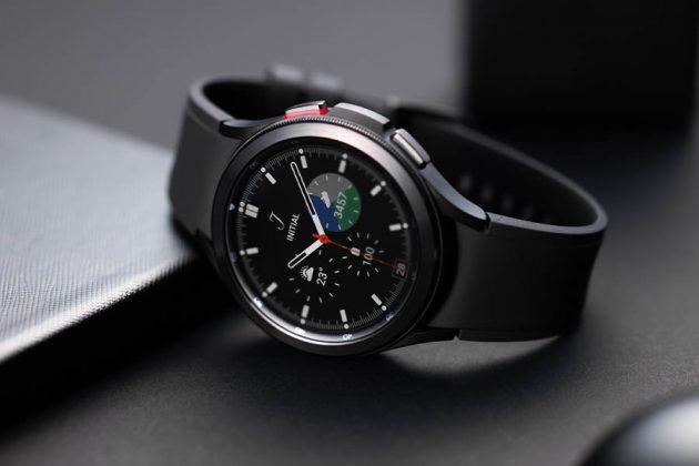 Samsung Galaxy Watch 4 Classic Design and Display