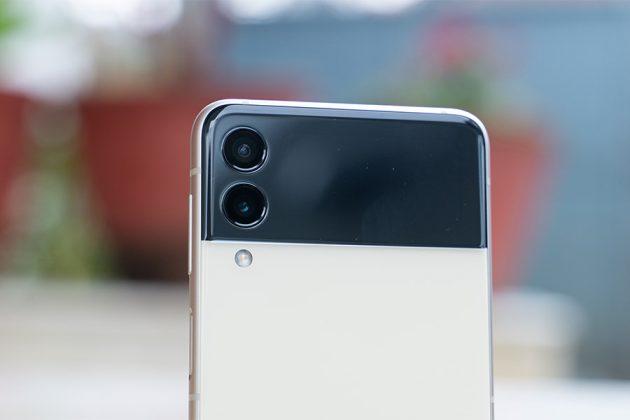 ZFlip3 - Rear Camera