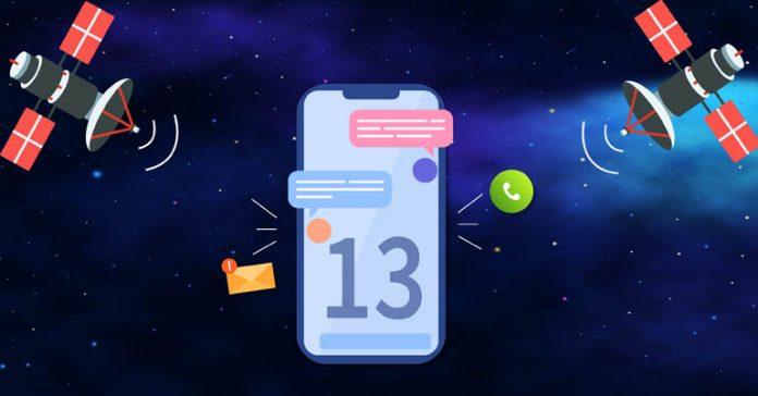 Satellite Communication Technology in iPhones Apple iPhone 13 rumors leaks