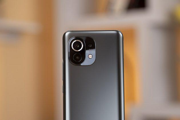 Xiaomi Mi 11 - Back Cameras