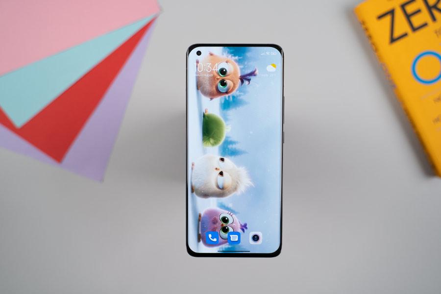Xiaomi Mi 11 - Display 1