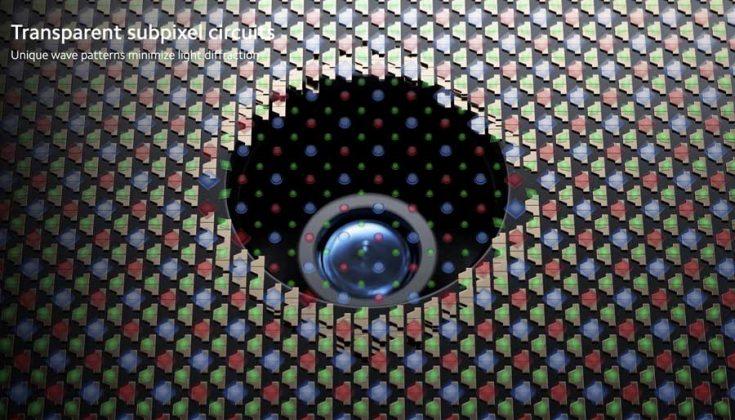 MiMIX4 - Camera Under Panel 4