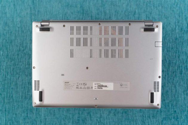 Acer Aspire 5 2021 Bottom Panel