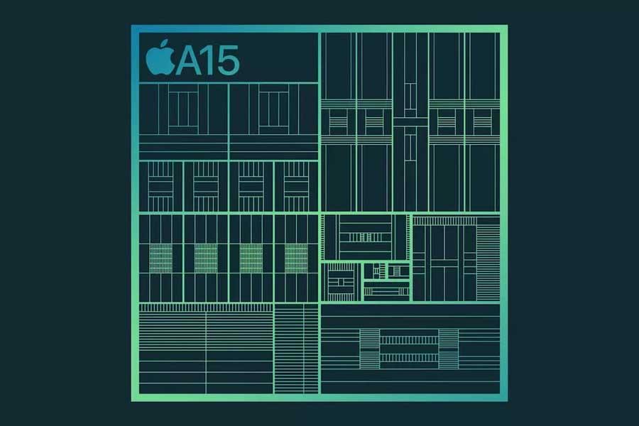 Apple A15 Processor