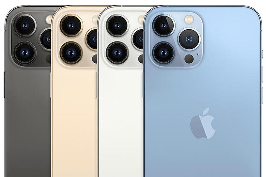 Apple iPhone 13 Pro Max Cameras