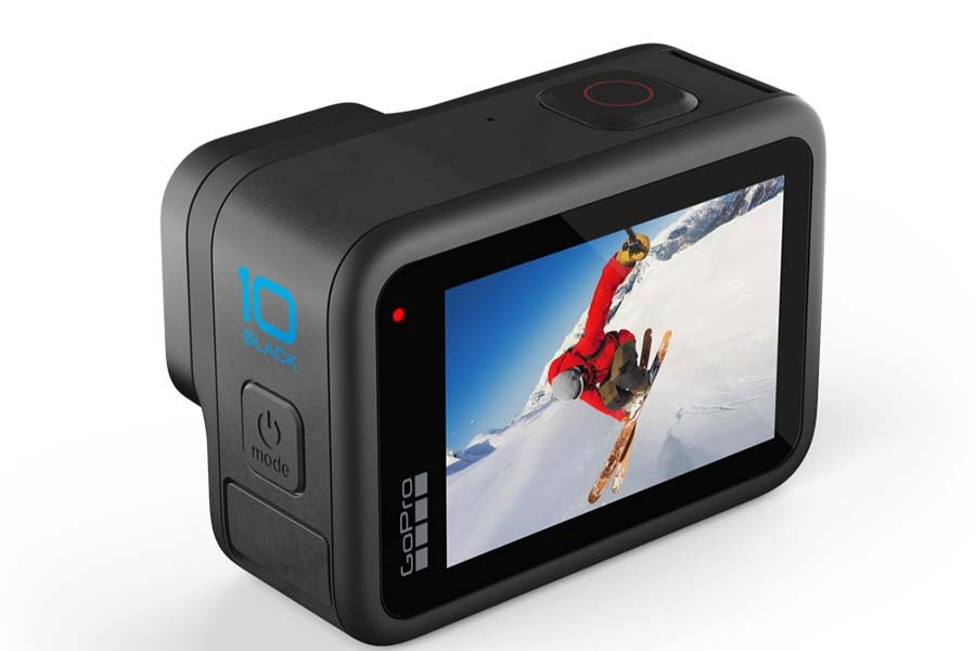 GoPro Hero 10 Black Display