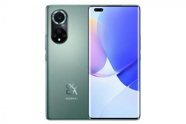 Huawei Nova 9 Pro Design and Display