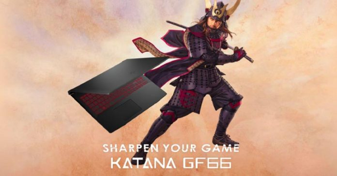 MSI Katana GF66 11UC 11UD Price in Nepal Features Specs Where to buy launch