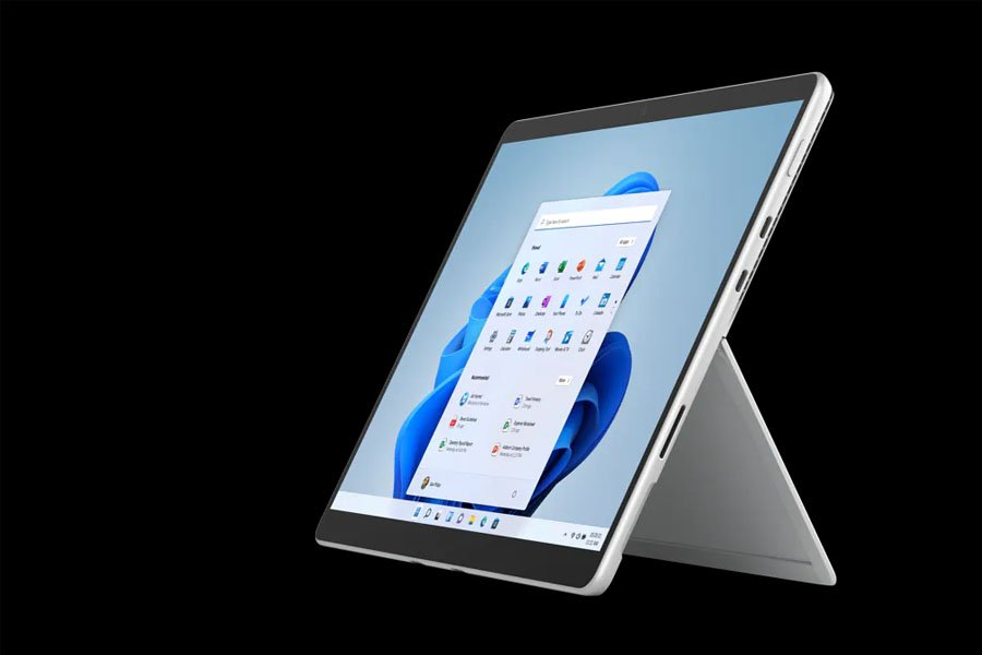 Microsoft Surface Pro 8 Design and Display