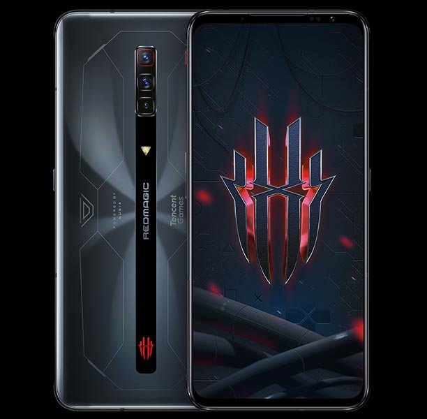 Nubia Red Magic 6S Pro Design and Display
