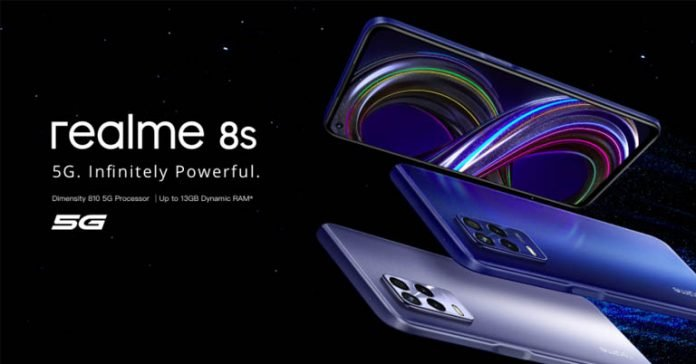 Realme 8s 5G Price in Nepal Specs Features Launch Date