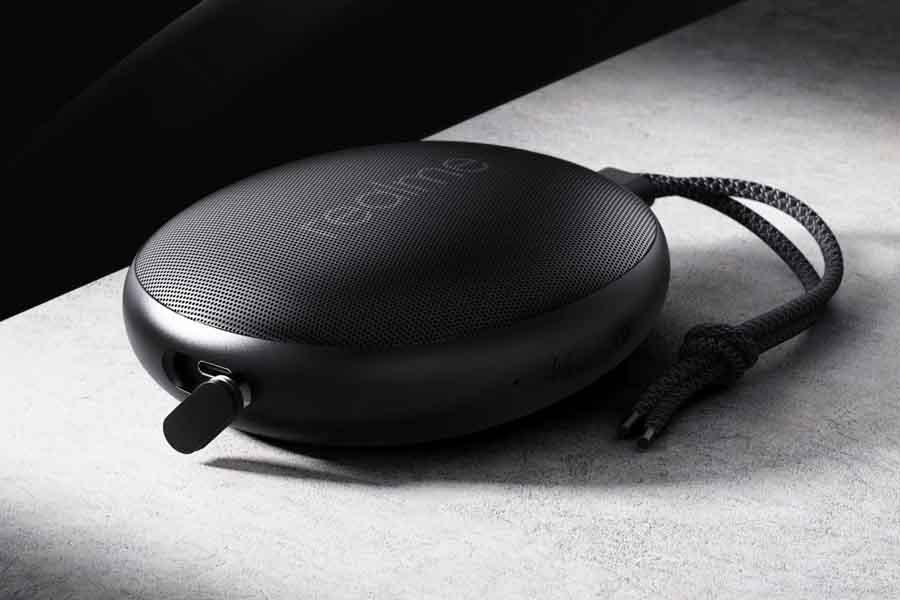 Realme Cobble Bluetooth Speaker Design