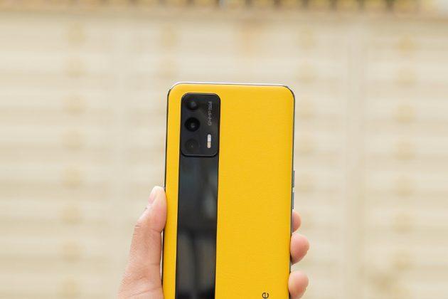 Realme GT - Back Cameras