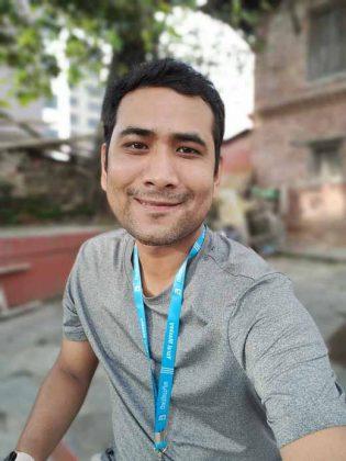 RealmeGT - Portrait Selfie 3