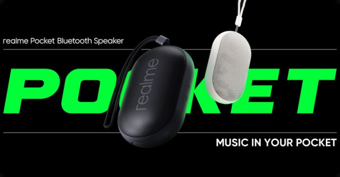 Realme Pocket Bluetooth Speaker Price Nepal Features Availability Launch