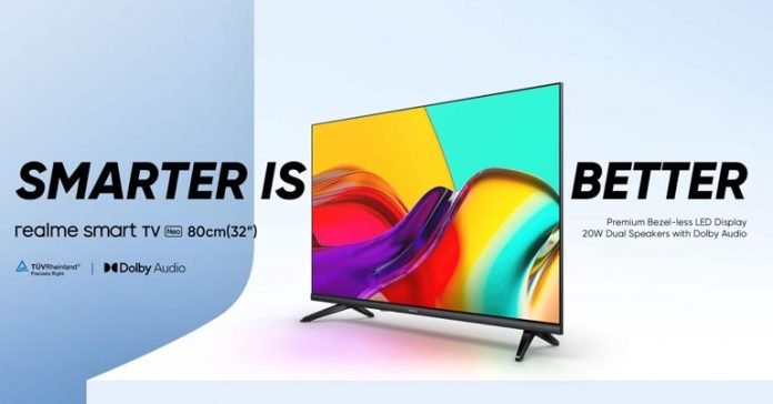 Realme Smart TV Neo Price Nepal Specs Features Availability Launch