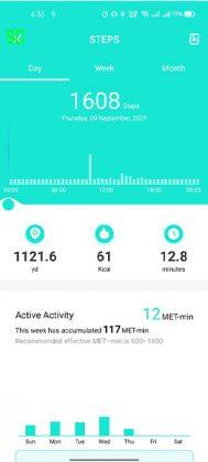 VastkingFitM3 Steps Tracking