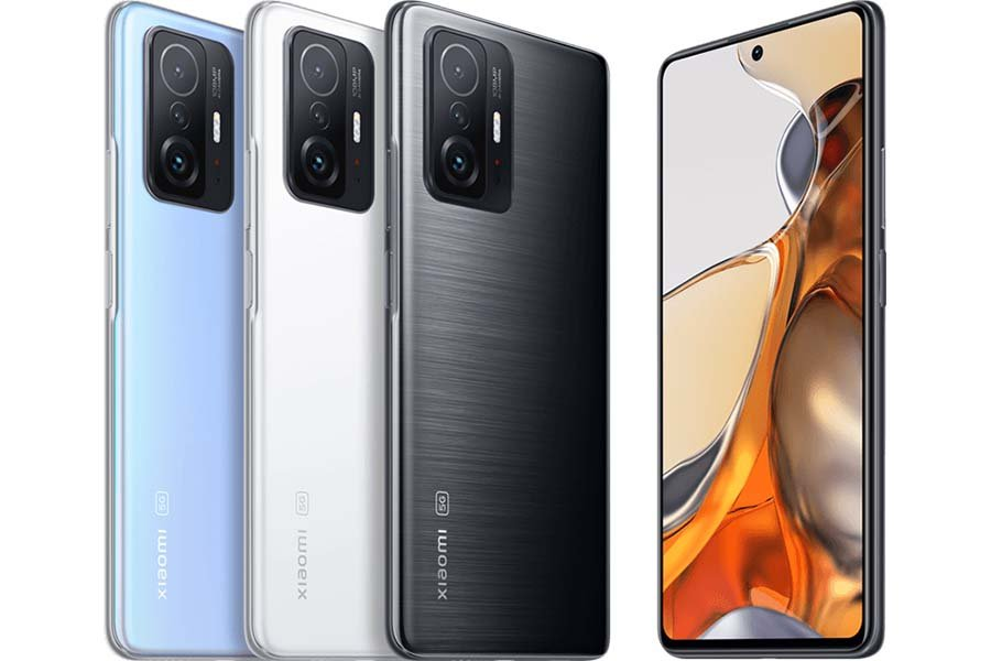 Xiaomi 11T Pro Design and Display