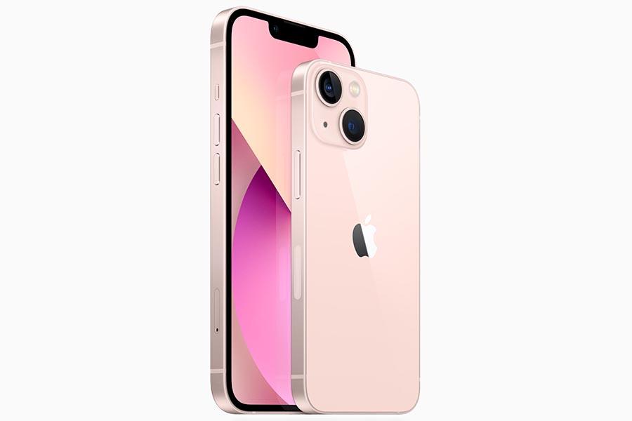 iPhone 13 mini Display and Design