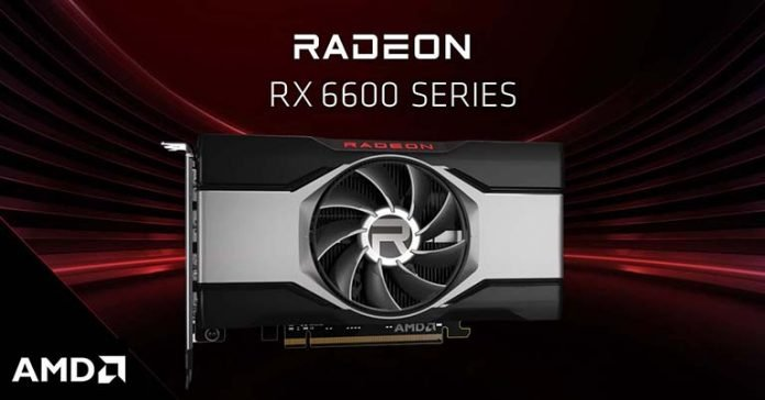 AMD Radeon RX 6600 Price Nepal Specs Features Availability Launch